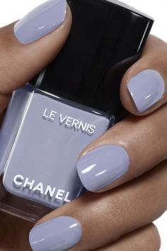 Discover the 10 most popular nail polish colors of all time! - My Nails Love Nails, Red Nails, How To Do Nails, Pretty Nails, Hair And Nails, Pink Nail Colors, Nail Polish Colors, Nail Colour, Chanel Nail Polish