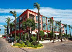 Exteriores del #hotel Club Marítimo de #Sotogrande