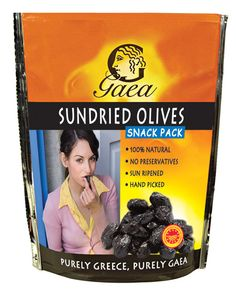 Start your day with the healthiest snack in the world!Olives in Snack Pack,a global innovation from Gaea.