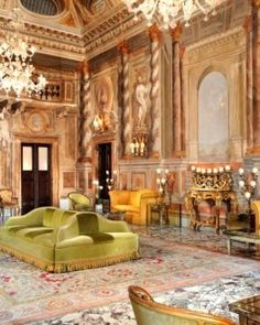 Grand Hotel Continental is the only five-star hotel within the walled city of Siena. #Jetsetter