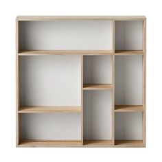 Found it at AllModern - Wood Display Box with 8 Compartments