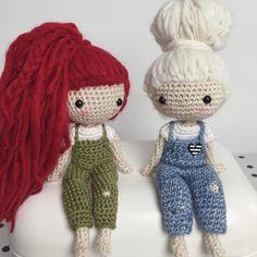 ❤️BFF • • • • Pattern : @crochetwawa #weloveyunshu • #crochetdoll#amigurumi#amigurumidoll#bff#bestfriendsforever#crochet#friendship#häkeln#handmade#haken#hækle#virkat#handgemacht#dollmaker#redhead#kidsroom#barnrum#barnrumsinspo#kidstoy#handmadetoy#häkelpuppe