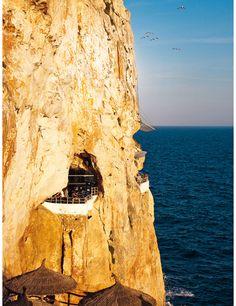Cova d'en Xoroi, Menorca.