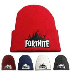 e19ef3d77e8 2019 Fortnite Battle Royale Beanie Hat Boy Girl Knit Autumn Unisex Cap Gift   fortnite  Australia  game