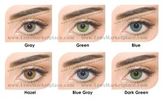Waicon TriKolor cosmetic lenses utilize an innovative technology in contact lens fitting to offer you eight different attractive looks. Contact Lenses Tips, Black Contact Lenses, Cosmetic Contact Lenses, Crazy Eyes, Circle Lenses, Color Lenses, Colored Contacts, Makeup Tools, Makeup Products