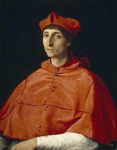 El Cardenal - Rafael - Museo del Prado - Madrid.