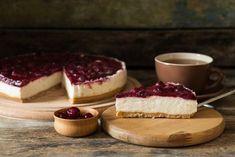 Prepara esta Tarta de queso fría ¡Fácil y muy rica! ✅ #TartaDeQueso #TartaDeQuesoFría #Cheesecake #CheesecakeFria #PostresSinHorno #PostresFáciles #PostresFríos