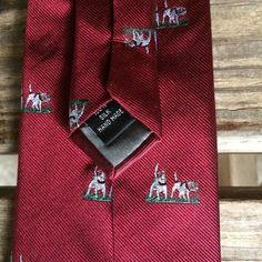 Bird Dog Necktie  German Shorthair Pointer by BuddyJacksDawgHouse