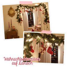 Weihnachtsdeko auf Skandinavische Art