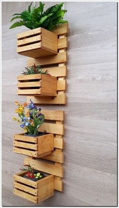 There are many distinct wooden planters in the marketplace, plus all of them are exact flexible. You produce a few ideas to create beyond one's house and also your backyard: 50 Easy DIY Woodworking Projects to Decor Your Home – Kinds of Wooden Planters Easy Woodworking Projects, Diy Pallet Projects, Woodworking Furniture, Custom Woodworking, Diy Furniture, Woodworking Plans, Woodworking Equipment, Woodworking Basics, Woodworking Chisels