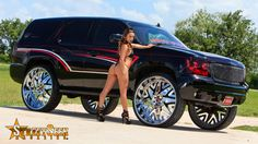 Behind the scenes footage of our photo shoot of Adrian's '08 Tahoe from Nokturnal Texas featuring the gorgeous Miss Misty adding the cherry on top...