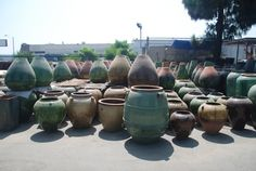 For more beautiful urns and pottery, please also check ot: www.jacksonpottery.com