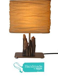 TreibholzTraum Design Tischlampe aus Treibholz BALTIC SWAN - Unikat Made in Germany, Massives Holz von der Ostsee in Handarbeit - LED - Tischleuchte von der TreibholzTraum https://www.amazon.de/dp/B071Z8721X/ref=hnd_sw_r_pi_dp_6iJBzbTZJ4WCC #handmadeatamazon