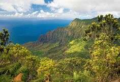 Kalalau Valley Lookout, Kaua'i