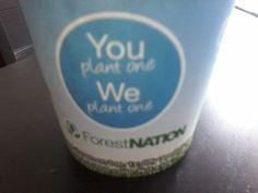 Our first forestnation tree #pledgetoplant