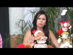 Colombina navideña   Hecho con estilo 18 de Septiembre - YouTube