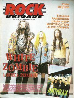 rob zombie ~ White Zombie