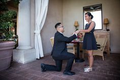 """Michael surprised me of having a romantic dinner just the two of us. He also surprise me by him getting down in one knee and proposed to me. It was so wonderful. It is definitely one of the day I wont forget."" Thank you for sharing your favorite #PelicanHill memory with us, Rika!"