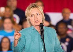 Times Square Gossip: HILLARY CLINTON PICKING WHITE HOUSE CABINET ?