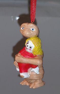 Nintendo Super Mario Brothers Waluigi Figure Christmas Ornament by