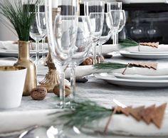 Kerst Tafel Decoratie : 128 beste afbeeldingen van kerst versiering kersttafel