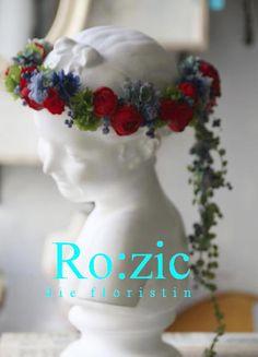 preserved flower http://rozicdiary.exblog.jp/25070773/