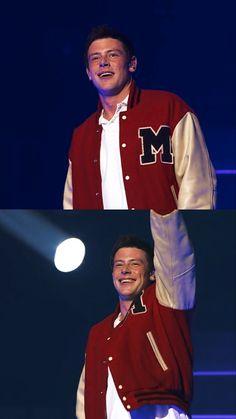Glee Rachel And Finn, Lea And Cory, Naya Rivera Glee, Glee Cory Monteith, Greys Anatomy Characters, Glee Quotes, Finn Hudson, Teen Shows, Glee Club