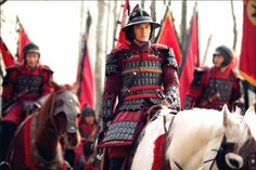 Cavalry General of the Southern Song Dynasty, played by a popular Chinese actor.