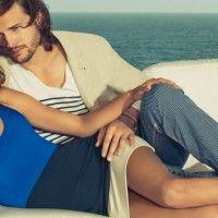 First Look: Alessandra Ambrosio & Ashton Kutcher for Colcci's Spring/Summer 2012.13 Campaign | Sassi Sam Girlie Gossip Files