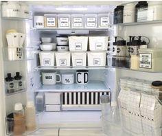 冷蔵庫 ケース 収納