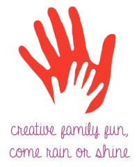 Rainy Day Mum, creative family fun come rain or shine