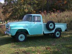 1957 International A120 3/4 Ton