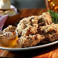 Fried Chicken at Greenwood's; Roswell, GA