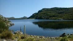 De Villiers Dam (first of five dams on Table Mountain). Photo by Willem Breyl
