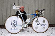 "Vintage Benotto TT Bike with Corima ""aero"" bars and Sella Italia seat Cool Bicycles, Vintage Bicycles, Cool Bikes, Cycling News, Pro Cycling, Thierry Marie, Bicycle Illustration, Trial Bike, Retro Bike"
