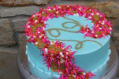 = under the sea cake Sea Cakes, Bat Mitzvah, Under The Sea, Beautiful Cakes, Cake Ideas, Random, Tips, Desserts, Food