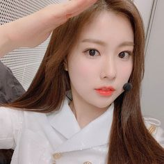 IZ*ONE IG Update with Kang Hyewon! Queen of one facial expression indeed 💕 Kpop Girl Groups, Kpop Girls, Girly Girl, My Girl, Yuri, Forever Girl, Lee Sung Kyung, Japanese Girl Group, My One And Only