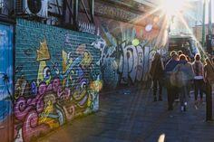 Bringing a teen to London? These are the cool things to do: Street Art Walking Tour