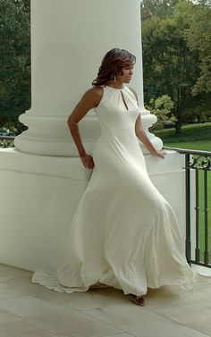 The First Lady Michelle Obama - What a brilliant / classy / amazing person
