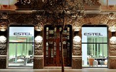 Estel celebra el nuevo Showroom Barcelona — Estel Barcelona, Showroom, Donkeys, Barcelona Spain, Fashion Showroom