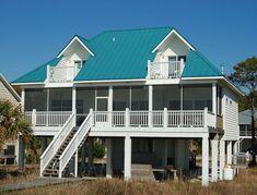 Emerald Sunset - Gulf Front Vacation Rental that sleeps 10 ~ Cape San Blas Vacation Rentals, Inc.