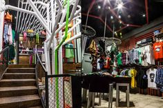 Back Street store by Architects Inc, Lahore – Pakistan » Retail Design Blog