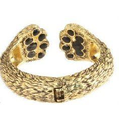 WILDFOX Couture Cat Paws Cuff Bracelet