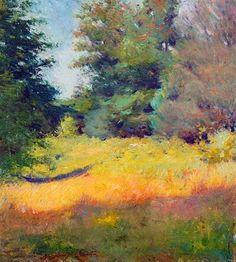 Dublin Woods - Frank Weston Benson