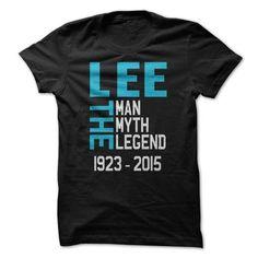 nice Mr Lee: The Man- The Myth - The Legend