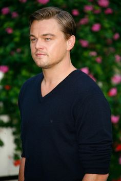 Leonardo DiCaprio pictured at the Body of Lies Paris photocall on november 3, 2008 in Paris, France.