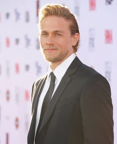 Charlie Hunnam's Sexiest Suit-and-Tie Moments Ever: There are plenty of hot Charlie Hunnam pictures out there, but we're taking a moment to celebrate his most handsome suit-and-tie appearances from over the years.