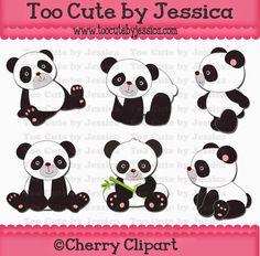 Cuddly+Pandas.jpg (1600×1579)