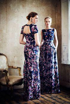 Erdem #fashion #erdem #harpersbazaar  #resort