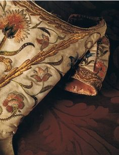 Formal Court bodice - first half of 18th century